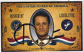 ANTHONY WEINER U.S. HOUSE OF REPRESENTATIVES AUTOGRAPHED CARD #41815C