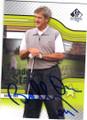 BOBBY ORR AUTOGRAPHED GOLF CARD #41915B