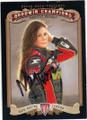 MARYEVE DUFAULT AUTOGRAPHED NASCAR CARD #52015F