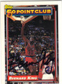 BERNARD KING WASHINGTON BULLETS AUTOGRAPHED BASKETBALL CARD #52115G