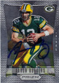 AARON RODGERS GREEN BAY PACKERS AUTOGRAPHED FOOTBALL CARD #53015D