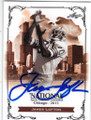 JAMES LOFTON AUTOGRAPHED FOOTBALL CARD #53115A