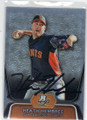 HEATH HEMBREE SAN FRANCISCO GIANTS AUTOGRAPHED ROOKIE BASEBALL CARD #61015L