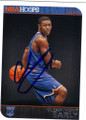 CLEANTHONY EARLY NEW YORK KNICKS AUTOGRAPHED ROOKIE BASKETBALL CARD #62315i