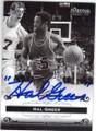 HAL GREER PHILADELPHIA 76ers AUTOGRAPHED BASKETBALL CARD #62615C