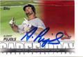 ALBERT PUJOLS ST LOUIS CARDINALS AUTOGRAPHED BASEBALL CARD #62615D