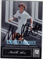MICHELLE AKERS UNIVERSITY OF CENTRAL FLORIDA AUTOGRAPHED SOCCER CARD #70715D