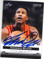 DOMINIQUE WILKINS AUTOGRAPHED BASKETBALL CARD #70915K