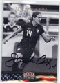 STEPHANIE COX US WOMENS SOCCER AUTOGRAPHED CARD #71215E