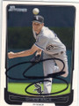 CHRIS SALE CHICAGO WHITE SOX AUTOGRAPHED BASEBALL CARD #71315B