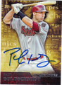 PAUL GOLDSCHMIDT ARIZONA DIAMONDBACKS AUTOGRAPHED BASEBALL CARD #71915E