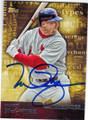 MARK McGWIRE ST LOUIS CARDINALS AUTOGRAPHED BASEBALL CARD #81815D