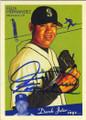 FELIX HERNANDEZ SEATTLE MARINERS AUTOGRAPHED BASEBALL CARD #81815G