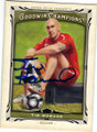 TIM HOWARD AUTOGRAPHED SOCCER CARD #82115F