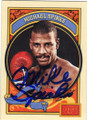 MICHAEL SPINKS AUTOGRAPHED BOXING CARD #90515E