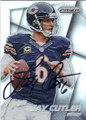 JAY CUTLER CHICAGO BEARS AUTOGRAPHED FOOTBALL CARD #91915D
