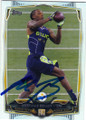 MARTAVIS BRYANT PITTSBURGH STEELERS AUTOGRAPHED ROOKIE FOOTBALL CARD #101315B