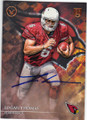 LOGAN THOMAS ARIZONA CARDINALS AUTOGRAPHED ROOKIE FOOTBALL CARD #101615H