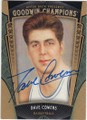DAVE COWENS FLORIDA STATE SEMINOLES AUTOGRAPHED BASKETBALL CARD #111615H