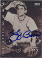 YOGI BERRA NEW YORK YANKEES AUTOGRAPHED BASEBALL CARD #112015C
