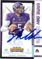 SHANE CARDEN EAST CAROLINA PIRATES AUTOGRAPHED ROOKIE FOOTBALL CARD #120615E