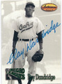 RAY DANDRIDGE AUTOGRAPHED BASEBALL CARD #121115A