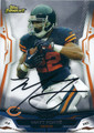 MATT FORTE CHICAGO BEARS AUTOGRAPHED FOOTBALL CARD #121415A