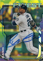 ROBINSON CANO SEATTLE MARINERS AUTOGRAPHED BASEBALL CARD #121415H