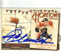 JOBA CHAMBERLAIN NEW YORK YANKEES AUTOGRAPHED BASEBALL CARD #123115J