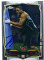 KAREEM MARTIN ARIZONA CARDINALS AUTOGRAPHED ROOKIE FOOTBALL CARD #10216H