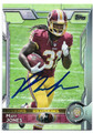 MATT JONES WASHINGTON REDSKINS AUTOGRAPHED ROOKIE FOOTBALL CARD #10716E