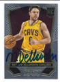 MATTHEW DELLAVEDOVA CLEVELAND CAVALIERS AUTOGRAPHED ROOKIE BASKETBALL CARD #11216B