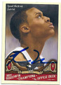 RUSSELL WESTBROOK UCLA BRUINS & OAKLAHOMA CITY THUNDER AUTOGRAPHED BASKETBALL CARD #11516E