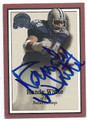 RANDY WHITE DALLAS COWBOYS AUTOGRAPHED FOOTBALL CARD #12716G