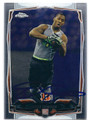 DARQUEZE DENNARD CINCINNATI BENGALS AUTOGRAPHED ROOKIE FOOTBALL CARD #20116L