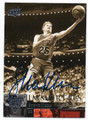 STEVE KERR CHICAGO BULLS AUTOGRAPHED BASKETBALL CARD #20416C