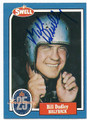 BILL DUDLEY AUTOGRAPHED VINTAGE HALL OF FAME FOOTBALL CARD #20816A