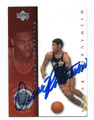 OSCAR ROBERTSON MILWAUKEE BUCKS AUTOGRAPHED BASKETBALL CARD #20816K