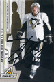 ZBYNEK MICHALEK PITTSBURGH PENGUINS AUTOGRAPHED HOCKEY CARD #20916F