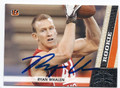 RYAN WHALEN CINCINNATI BENGALS AUTOGRAPHED ROOKIE FOOTBALL CARD #21016C