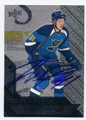 VLADIMIR TARASENKO ST LOUIS BLUES AUTOGRAPHED HOCKEY CARD #22216B