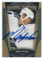 MARK MESSIER AUTOGRAPHED HOCKEY CARD #22216F