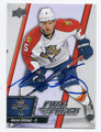AARON EKBLAD FLORIDA PANTHERS AUTOGRAPHED HOCKEY CARD #22316B