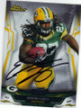 EDDIE LACY GREEN BAY PACKERS AUTOGRAPHED FOOTBALL CARD #22416i