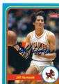 JEFF HORNACEK IOWA STATE CYCLONES AUTOGRAPHED BASKETBALL CARD #22516E
