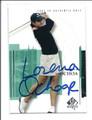 LORENA OCHOA AUTOGRAPHED GOLF CARD #22616G