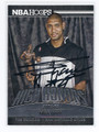 TIM DUNCAN SAN ANTONIO SPURS AUTOGRAPHED BASKETBALL CARD #30616F