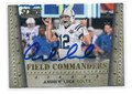 ANDREW LUCK INDIANAPOLIS COLTS AUTOGRAPHED FOOTBALL CARD #30716C
