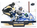 EVGENI MALKIN PITTSBURGH PENGUINS AUTOGRAPHED HOCKEY CARD #30916A