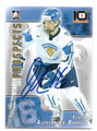 ALEKSANDER BARKOV FINLAND MENS NATIONAL JUNIOR HOCKEY AUTOGRAPHED CARD #31116A